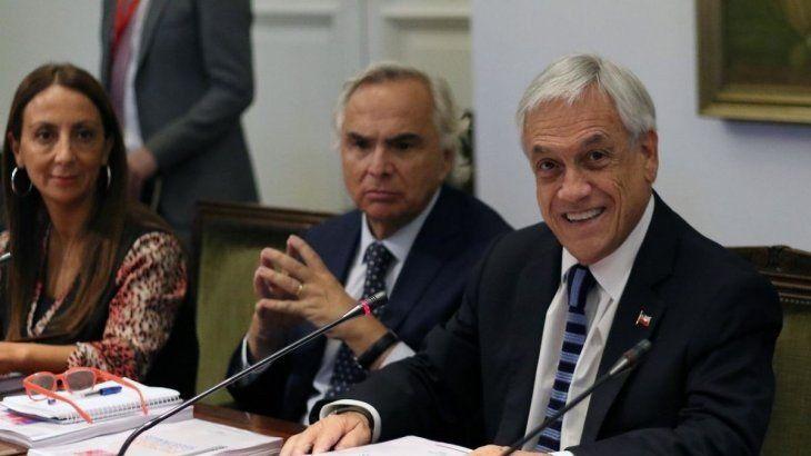 Piñera invitó a todo su gabinete a ver a Paul McCartney