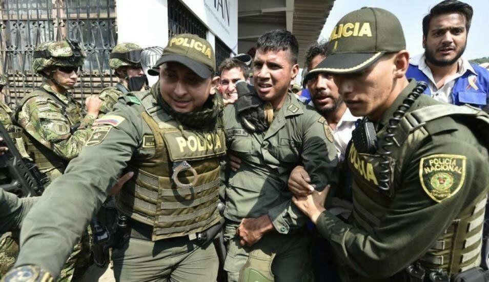 Militares venezolanos desertores denuncian que son aislados y maltratados por Acnur