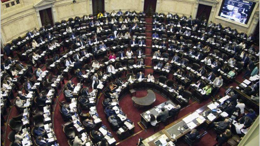 Comienza la actividad de Diputados con debate de la Ley anti-barras