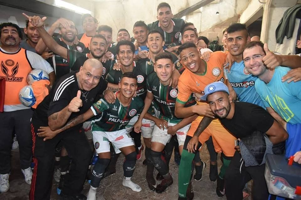 Federal A: San Jorge goleó y clasificó a la fase final