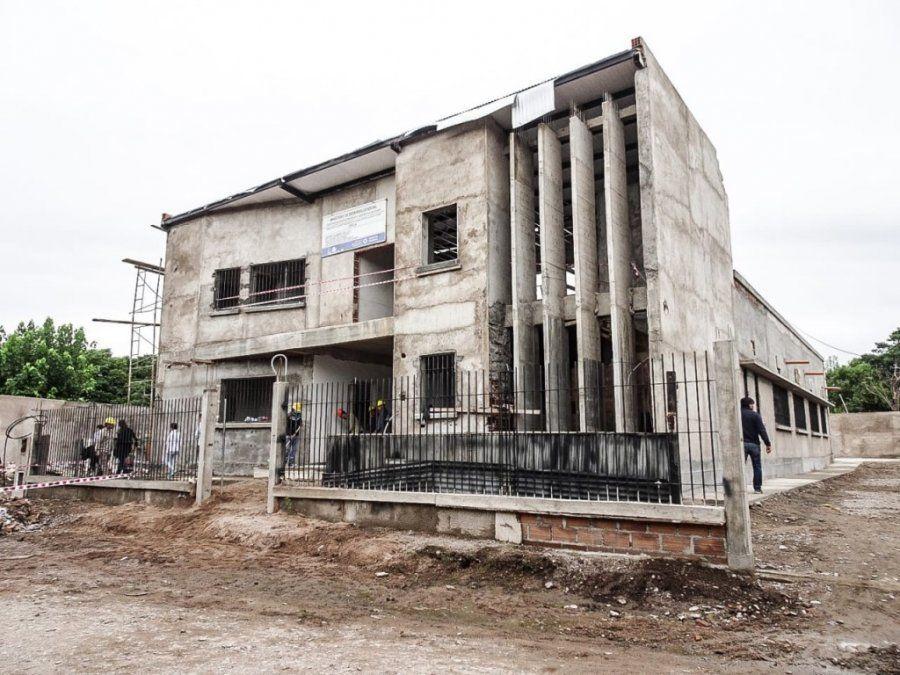 CEPLA de La Costanera: Las obras concluirán en el mes de mayo