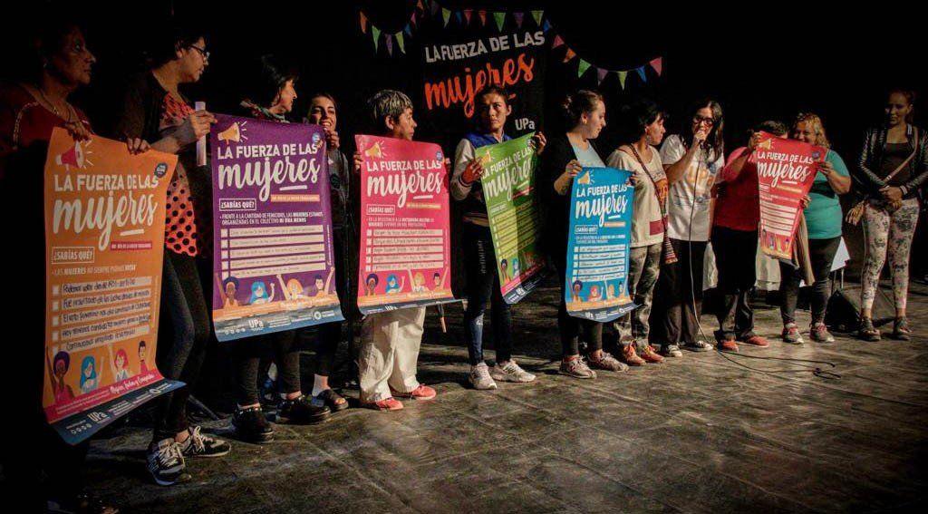 Las mujeres relucieron su Fuerza en el Ingenio Cultural capitalino