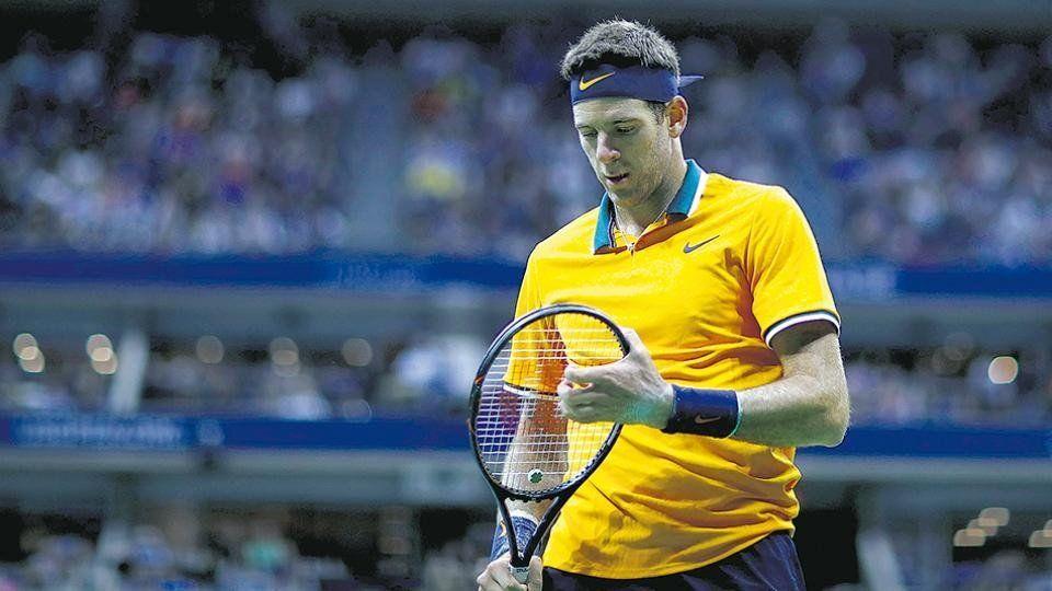 Juan Martín Del Potro cayó al puesto 8 en el Ranking ATP