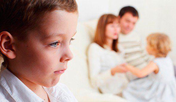 Cuando los celos entre hermanos se convierte en una insana rivalidad