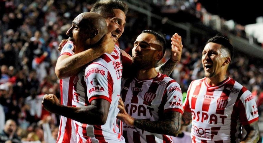 Unión le ganó a Independiente del Valle en su debut internacional