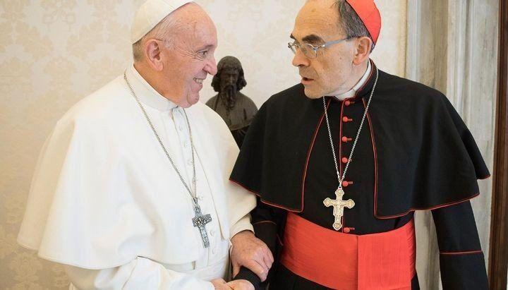 El Papa no le aceptó la renuncia al cardenal que encubrió a sacerdotes pedófilos