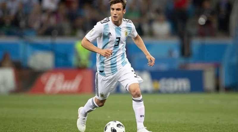Nicolás Tagliafico: Messi es uno más