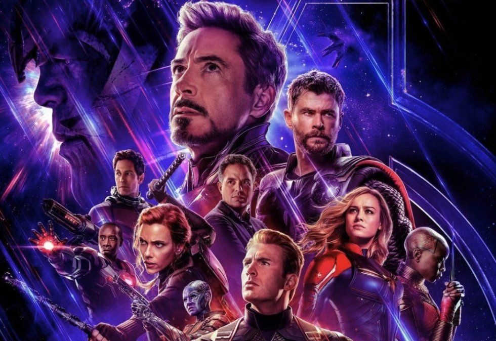 Preparate para otro regreso de los superhéroes en Avengers: Endgame y siete películas más