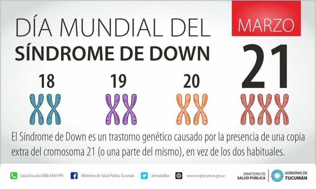 `El Síndrome de Down no es una enfermedad, es una condición´
