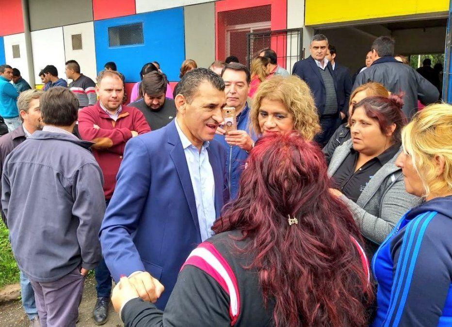 Leito pretende una Policía Municipal que esté en los barrios y cuide a la gente