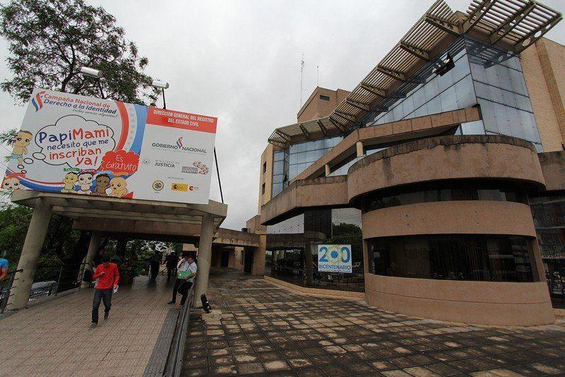 El Registro Civil paraguayo fue sensación en las redes por un listado particular