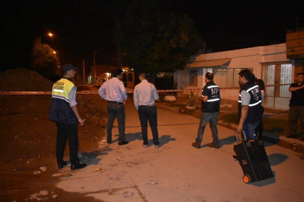 Crimen del operario del video cable: analizan teléfonos que fueron secuestrados