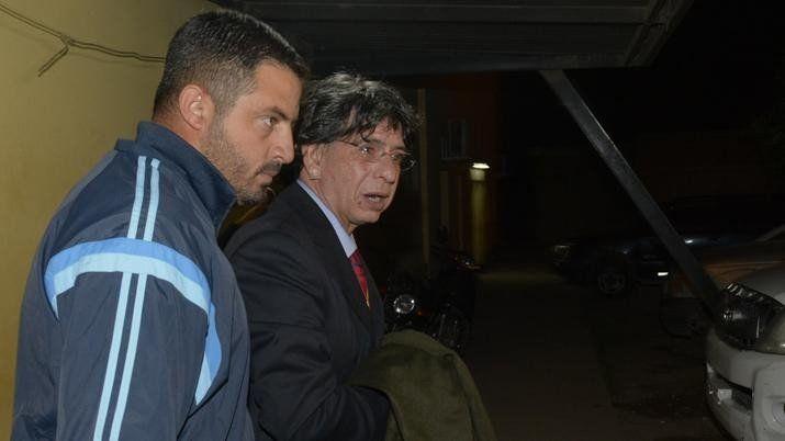 Luis Pericás, fue detenido en Santiago por maniobras para dilatar el juicio oral por fraude