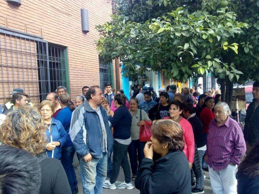 Vecinos de Alberdi protestarán nuevamente en EDET