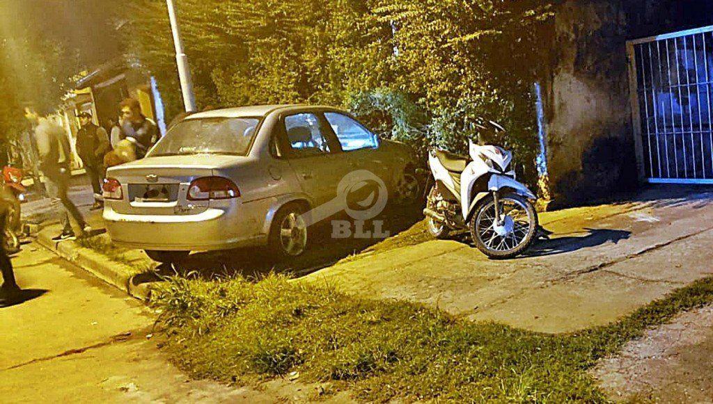 Concepción: Una mujer persiguió y atropelló a dos presuntos ladrones