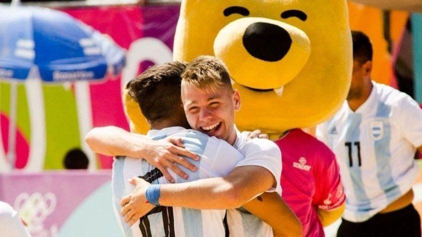 Juegos Suramericanos de Playa: Argentina se quedó con el medallero