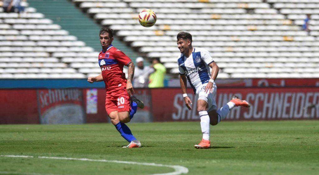 Talleres va a apelar las cinco fechas que recibió el tucumano Sebastián Palacios