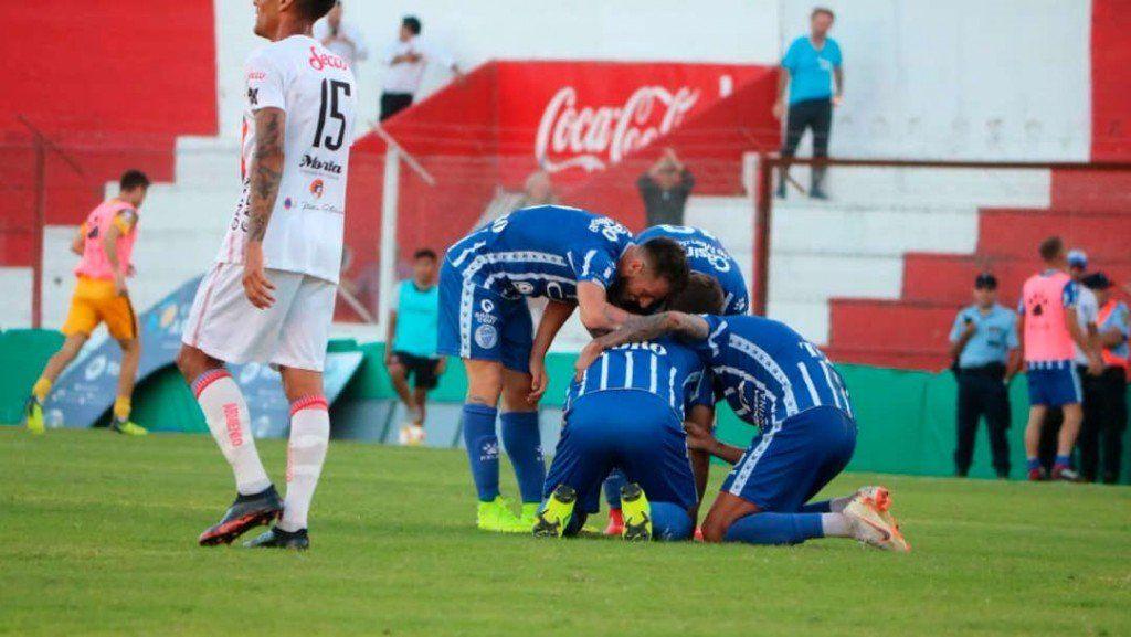 Copa Argentina: Godoy Cruz perdía a los 89 minutos con Armenio, lo dio vuelta y se salvó