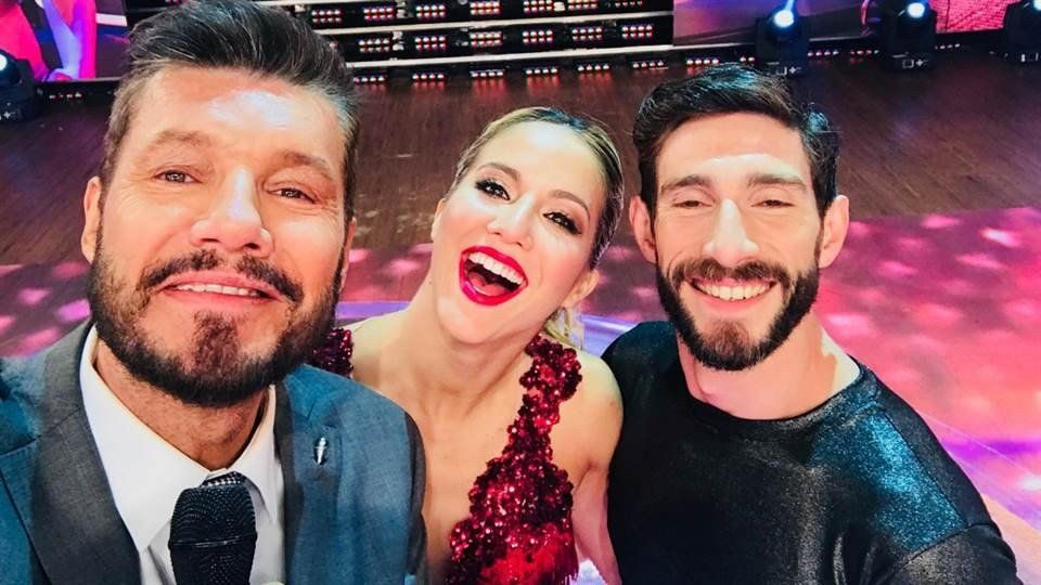 Marcelo Tinelli se aseguró a Flor Vigna para el Bailando 2019