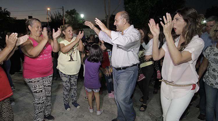 Vecinos de Ciudadela compartieron actividades deportivas y culturales