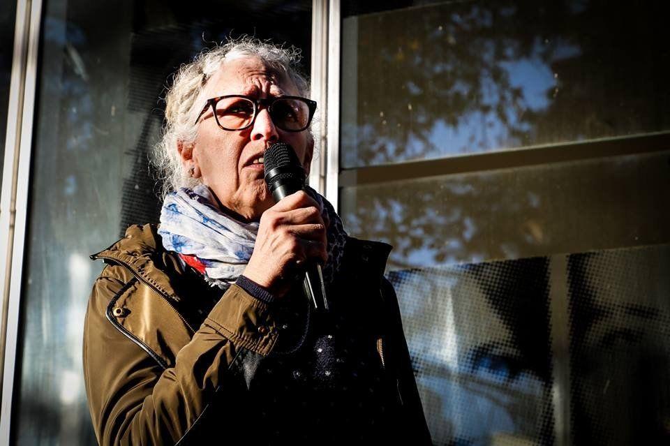 Alejandra Naftal criticó al Gobierno: No tiene en su agenda el tema de los derechos humanos