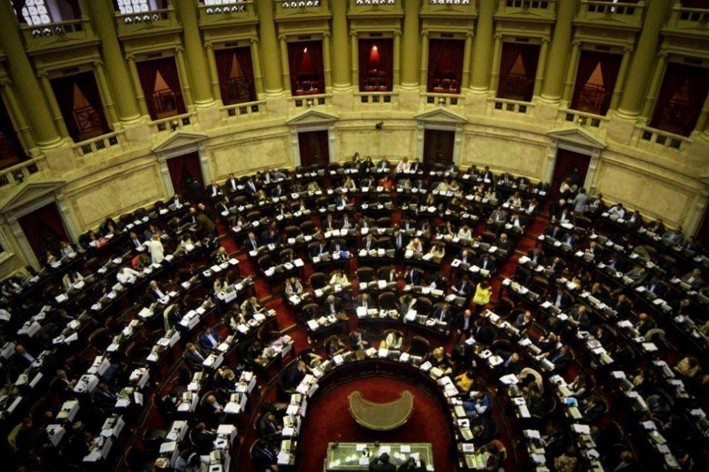 Diputados: parálisis de trabajo por la falta de consenso y la campaña