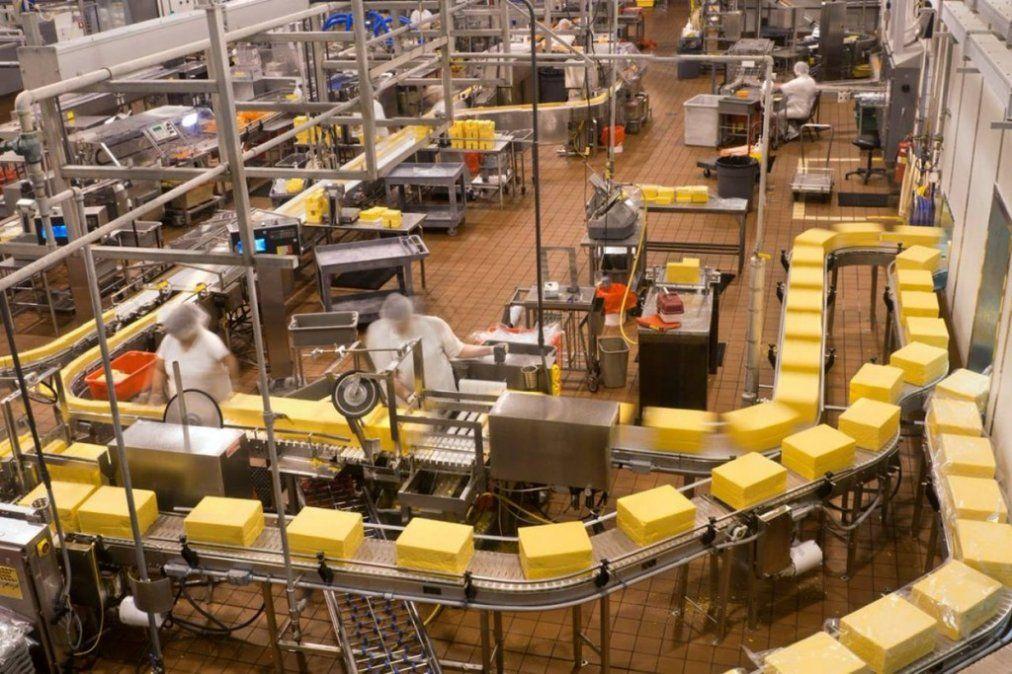 La industria pyme registró una caída de 6,1% en febrero