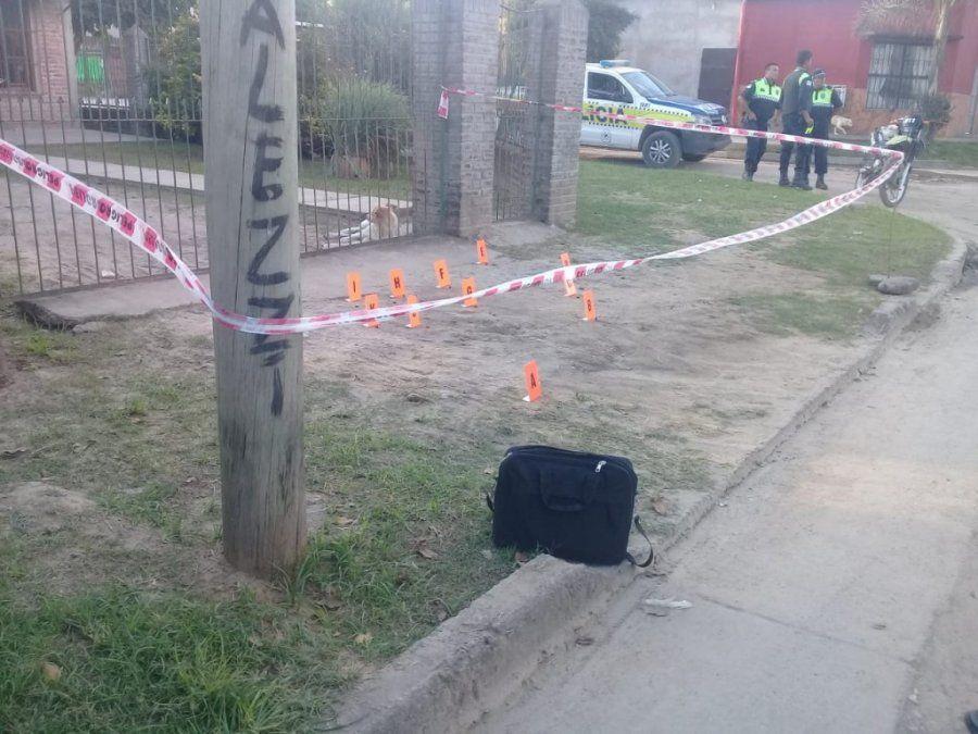 Buscan identificar a los autores del ataque a un joven en zona sur