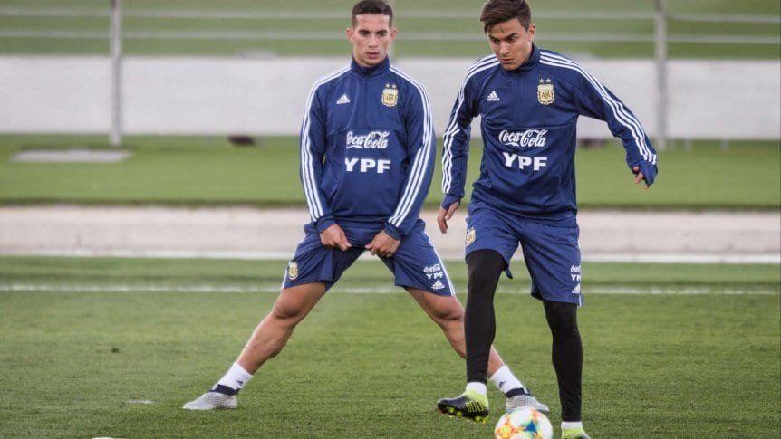 Scaloni probó un equipo para jugar contra Marruecos