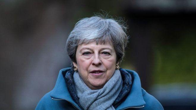 Brexit: May prometió que dejará el cargo si aprueban su acuerdo