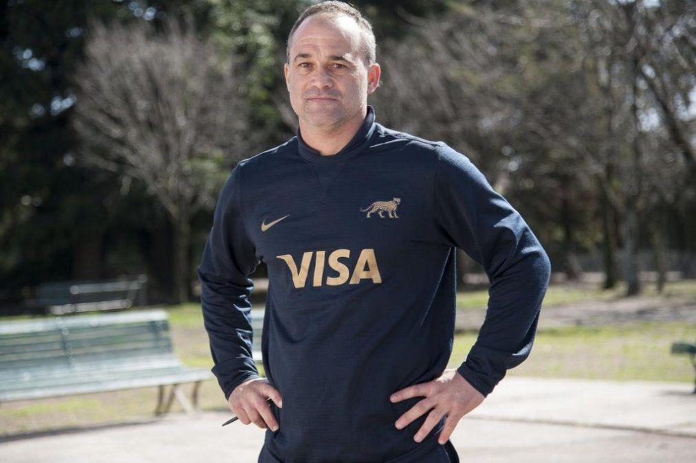 Nicolás Fernández Miranda, asistente de los Pumas: Necesitamos del empuje de todos los argentinos