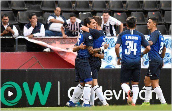 Copa Argentina: Talleres goleó 5-0 a Laferrere con 3 goles del Tucu Palacios