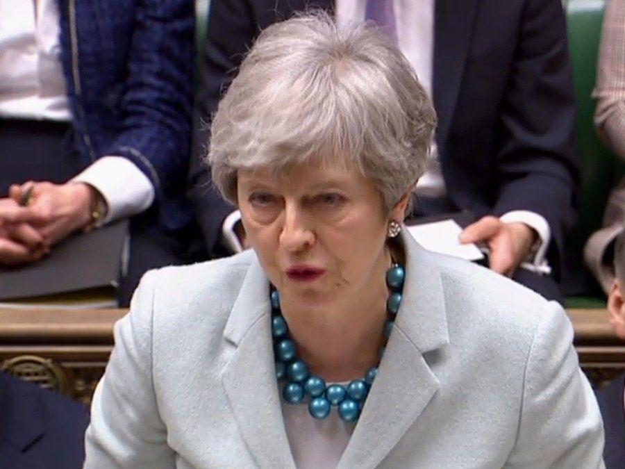 Brexit: el Parlamento británico desafía a May y aprueba votar opciones alternativas a su plan de salida de la UE