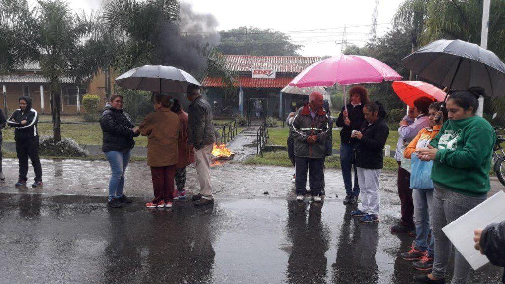 Aumento de tarifas: Una nueva jornada de protestas en el interior