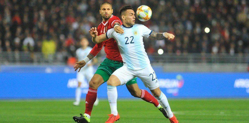 Argentina decoró un pálido rendimiento y derrotó a Marruecos en Tanger