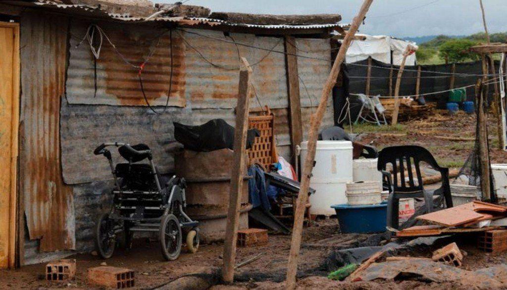 El concepto de pobreza multidimensional es más abarcativo