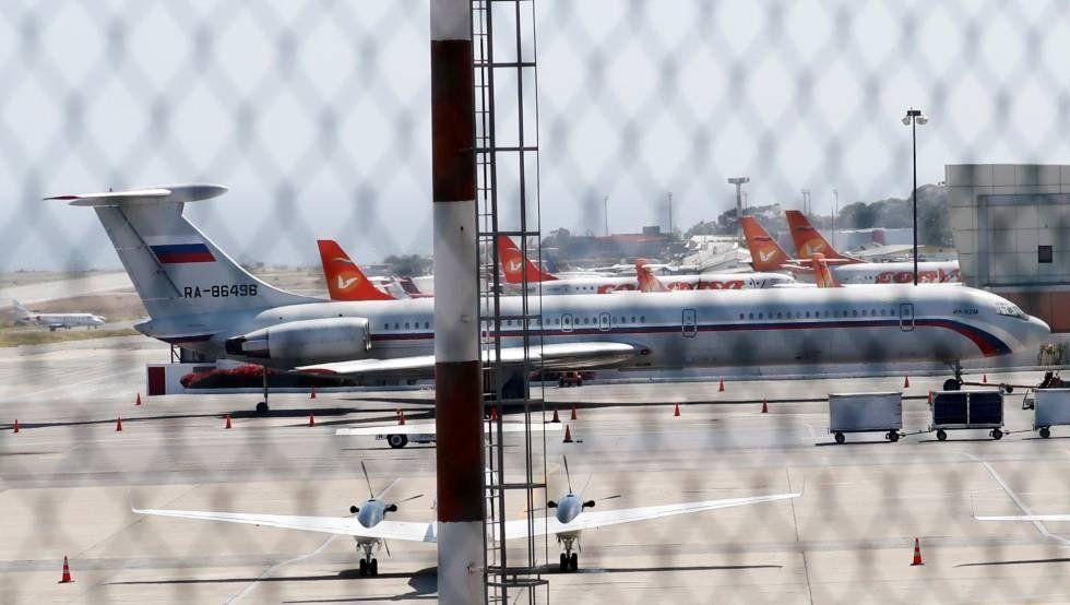 Colombia rechazó la llegada de aviones rusos a Venezuela