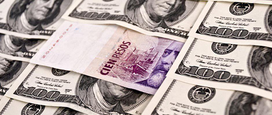Segunda jornada de aumentos y cifras récord: el dólar, cerca de la línea de los $45