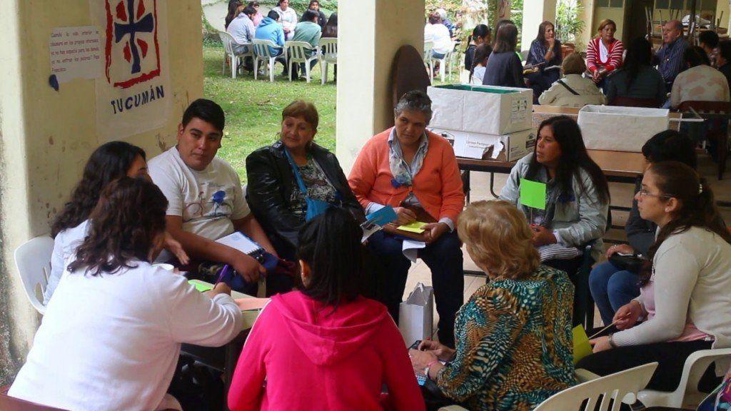 Cáritas asiste un 40% más de personas en los comedores tucumanos