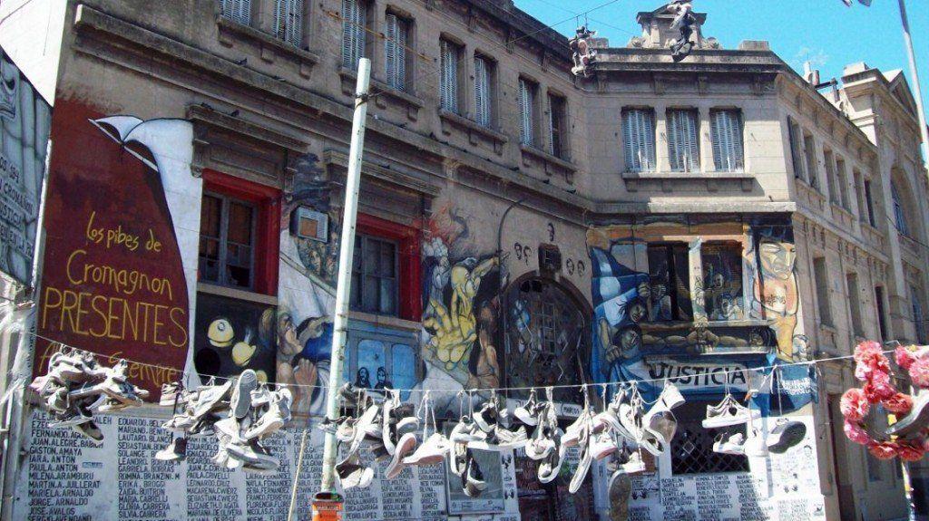 Familiares y víctimas de Cromañon quieren expropiar el edificio