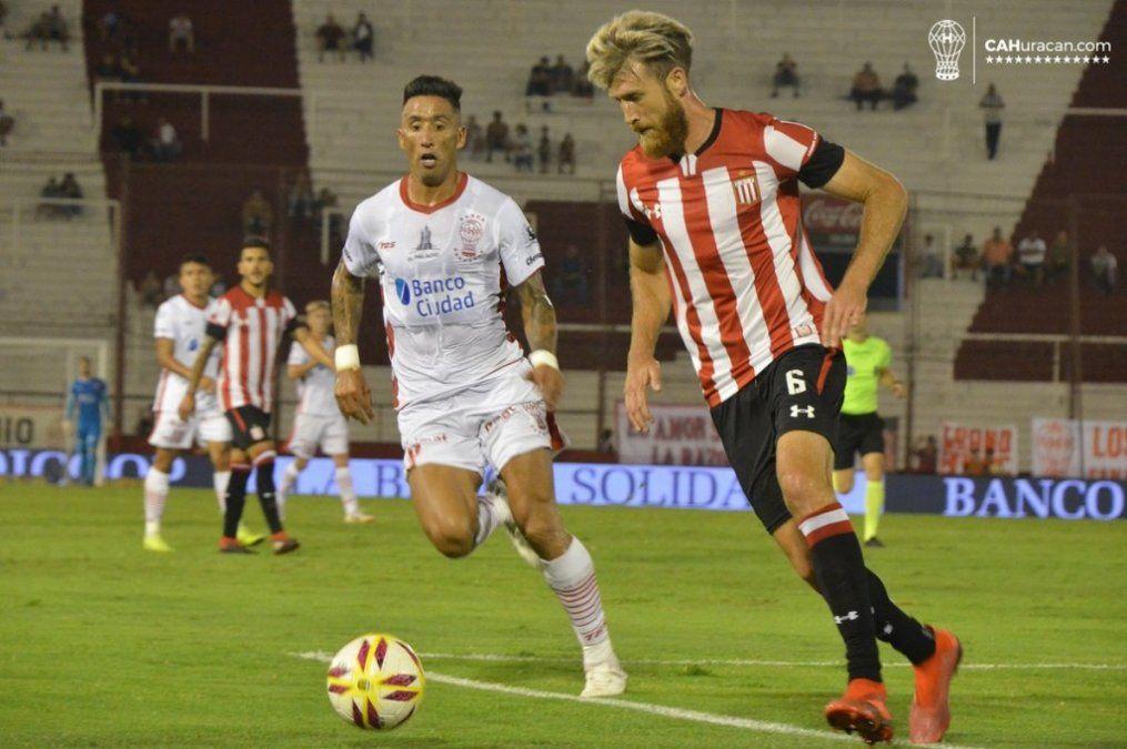 La Superliga le podría quitar puntos a Huracán