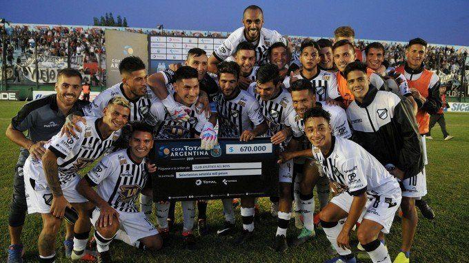 Copa Argentina: All Boys derrotó a Sarmiento de Junín  y espera rival para los 16avos de Final