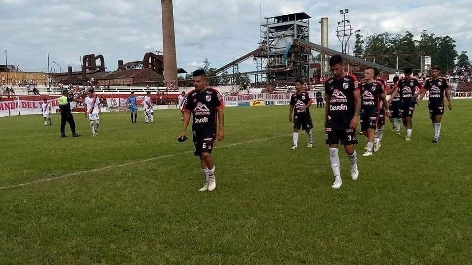 Ñuñorco venció a Deportivo Llorens y se acerca a la clasificación