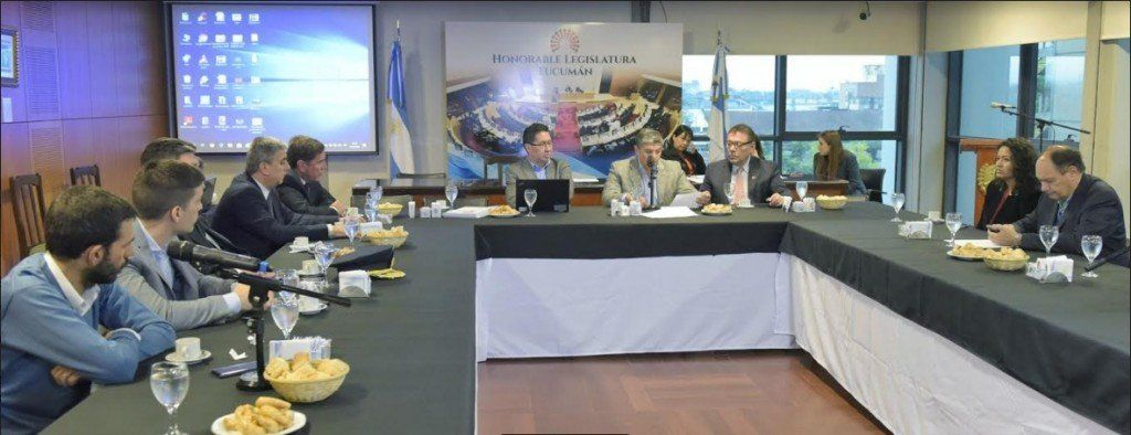 La Comisión Especial de Seguridad se reunió con especialistas del BID