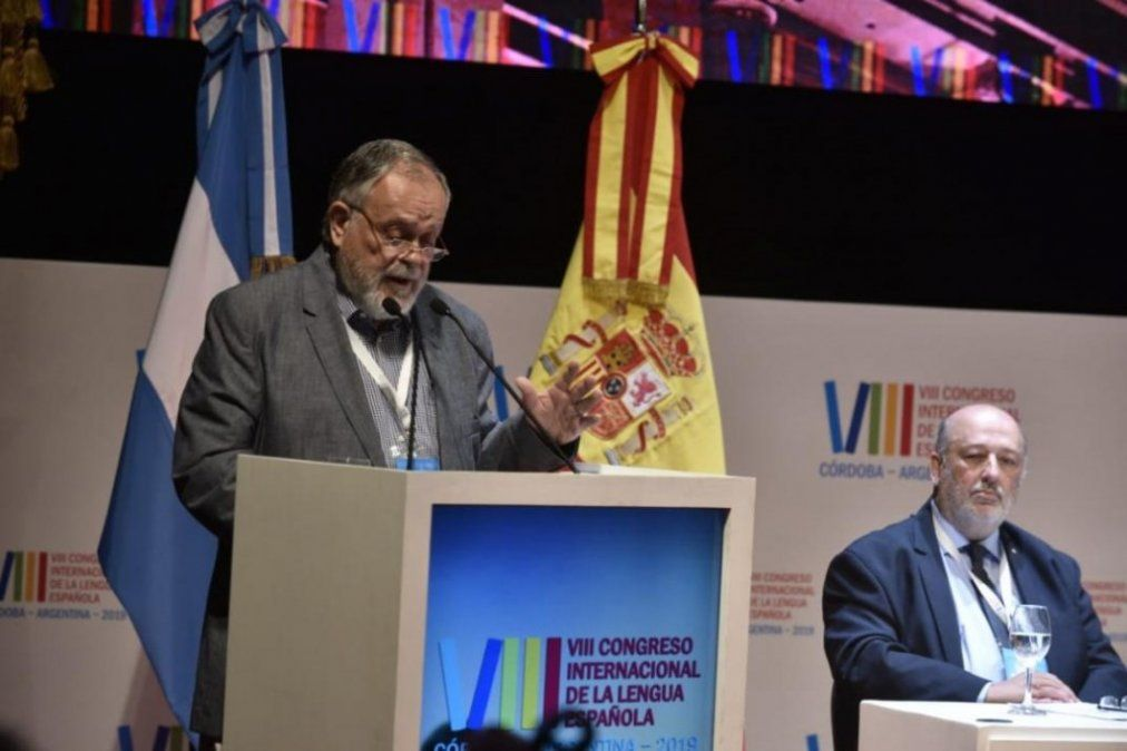 Mempo Giardinelli: ´El idioma español no existe`