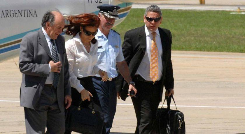 Bonadio procesó a Cristina Kirchner y Oscar Parrilli