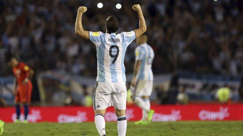 La historia de Gonzalo Higuaín en la Selección Argentina
