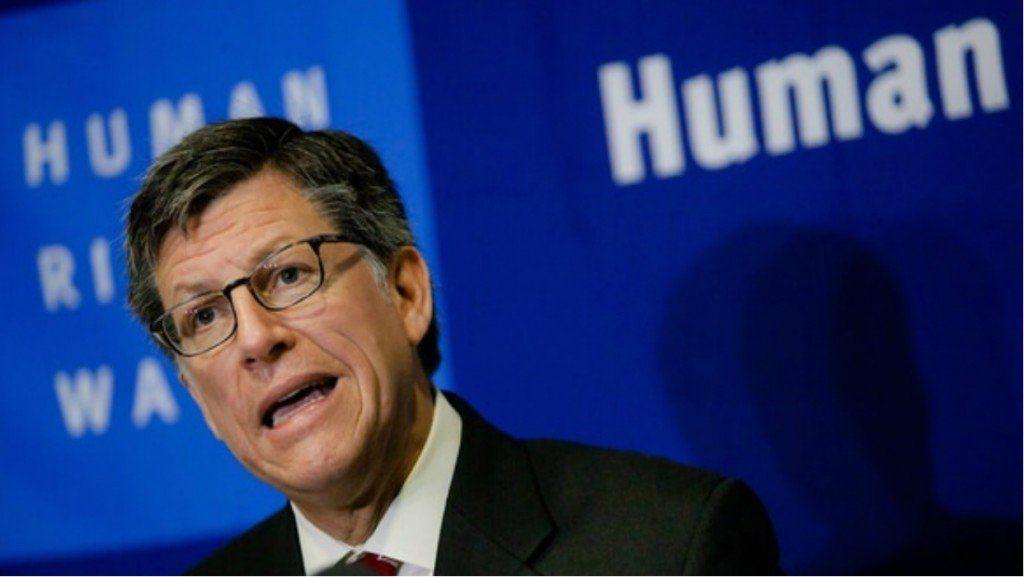 HRW pidió al Secretario de la ONU tomar partido ante la crisis