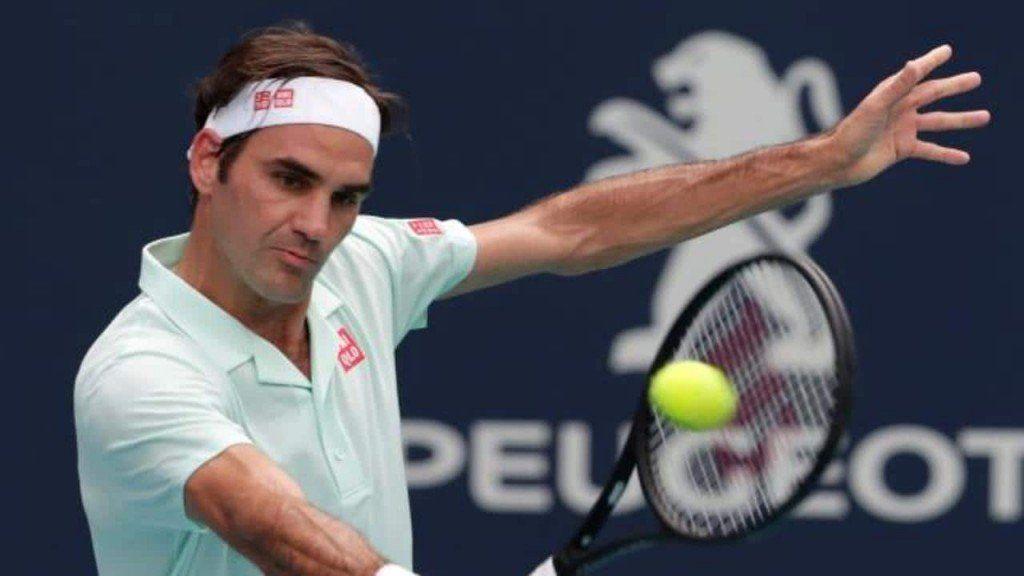 Federer ganó y es finalista del Masters 1000 de Miami
