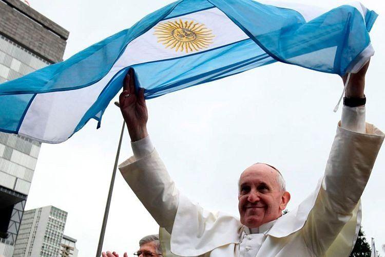 Francisco aseguró que espera visitar pronto la Argentina